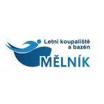 BAZÉN A LETNÍ KOUPALIŠTĚ MĚLNÍK – logo společnosti