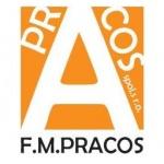 F.M.PRACOS, spol. s r.o. - výšivky a potisky – logo společnosti