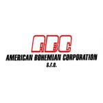 ABC - AMERICAN BOHEMIAN CORPORATION s.r.o. - umělecké sklo a keramika – logo společnosti