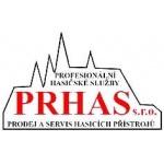 PRHAS s.r.o. – logo společnosti