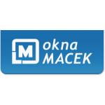 Okna Macek a.s. (pobočka Mělník) – logo společnosti