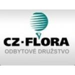 CZ - FLORA, odbytové družstvo – logo společnosti