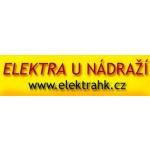 Dvořák Pavel - ELEKTRA U NÁDRAŽÍ – logo společnosti