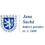 Suchá Jana - daňové poradenství – logo společnosti