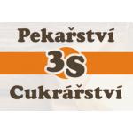 3 S pekařství a cukrářství, s.r.o. – logo společnosti