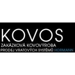 KOVOS - zakázková kovovýroba – logo společnosti
