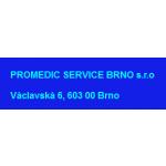 PROMEDIC SERVICE BRNO s.r.o. – logo společnosti