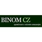 BINOM CZ, spol. s r.o. – logo společnosti