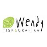 WENDY, spol. s r.o. - Tiskárna a grafické studio Mělník – logo společnosti