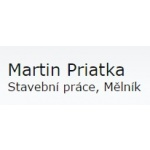 Suché stavebnictví - Martin Priatka – logo společnosti