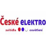 ČESKÉ ELEKTRO - PRODEJ SVÍTIDEL – logo společnosti