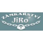 Jiří Rozsypal - ZÁMKAŘSTVÍ JIRO – logo společnosti
