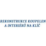 REKONSTRUKCE KOUPELEN A INTERIÉRŮ NA KLÍČ – logo společnosti