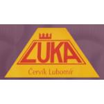 Červík Lubomír- LUKA – logo společnosti