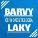 Barvy Laky Černokostelecká – logo společnosti