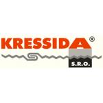 KRESSIDA s.r.o. - Izolace, sanace a vysoušení zdiva – logo společnosti