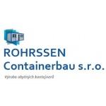 Rohrssen Containerbau, s.r.o. – logo společnosti