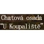 Chatová osada U koupaliště – logo společnosti