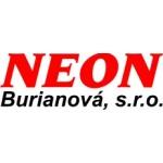 NEON Burianová, s.r.o. – logo společnosti
