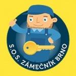 Záruba Martin - Zámečník S. O. S. – logo společnosti