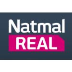 NATMAL REAL s.r.o. – logo společnosti