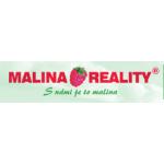Malina REALITY BRNO – logo společnosti