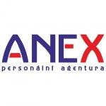 Pietrasová Věra- ANEX personální agentura – logo společnosti