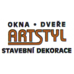 ARTSTYL-OKNA-DVEŘE-KAMENNÉ OBKLADY – logo společnosti