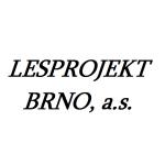 LESPROJEKT BRNO, a.s. – logo společnosti