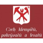 CECH KLEMPÍŘŮ, POKRÝVAČŮ A TESAŘŮ ČR, spolek – logo společnosti