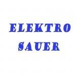 ELEKTROINSTALACE SAUER – logo společnosti