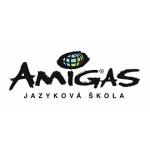 AMIGAS, s.r.o. – logo společnosti