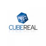 CUBE REAL s.r.o. – logo společnosti