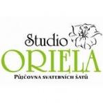 Svatební salon a půjčovna svatebních šatů Oriela – logo společnosti
