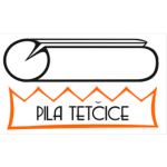 Pila Tetčice, a.s. – logo společnosti