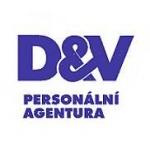 Jiří Kuba- DaV personální agentura – logo společnosti
