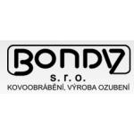BONDY, s.r.o. – logo společnosti