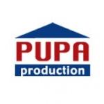 Pupa production s.r.o. – logo společnosti
