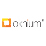 Oknium s.r.o. – logo společnosti