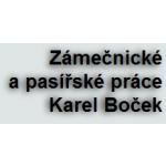 Boček Karel - Výroba nerez schodišť a zábradlí – logo společnosti