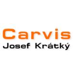 Krátký Josef - Carvis –Autoopravna – logo společnosti