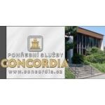 Pohřební služba - CONCORDIA, s.r.o. – logo společnosti