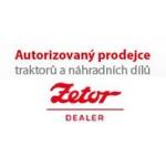 Kubík Václav - Prodej zemědělské techniky – logo společnosti