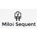 Miloš Sequent – logo společnosti