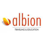 ALBION MORAVIA s.r.o.- Jazyková škola ALBION – logo společnosti