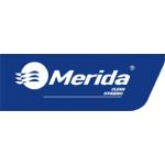 Merida Hradec Králové, s.r.o. (centrála Brno) – logo společnosti