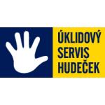 ÚKLIDOVÝ SERVIS HUDEČEK – logo společnosti