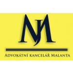 Malanta Jiří, JUDr. Ing.- ADVOKÁTNÍ KANCELÁŘ – logo společnosti