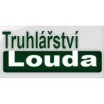 Truhlářství Louda – logo společnosti
