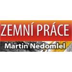 Martin Nedomlel- ZEMNÍ PRÁCE – logo společnosti